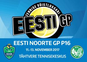 Eesti Noorte GP P16