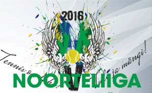 Eesti NoorteliigaII tennises 14.07.2018